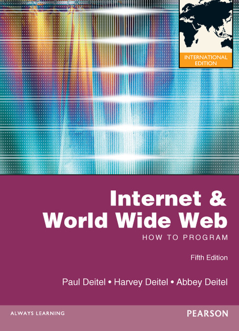 Pearson education internet and world wide web how to program internet and world wide web how to program fandeluxe Images