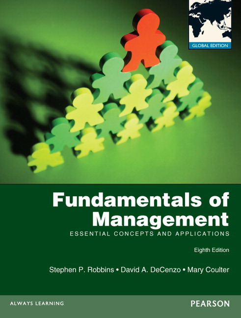 management and managers fundamentals of management If you have recently been promoted to a supervisory or management position or  want to learn how to become a more effective manager, this course will help you .