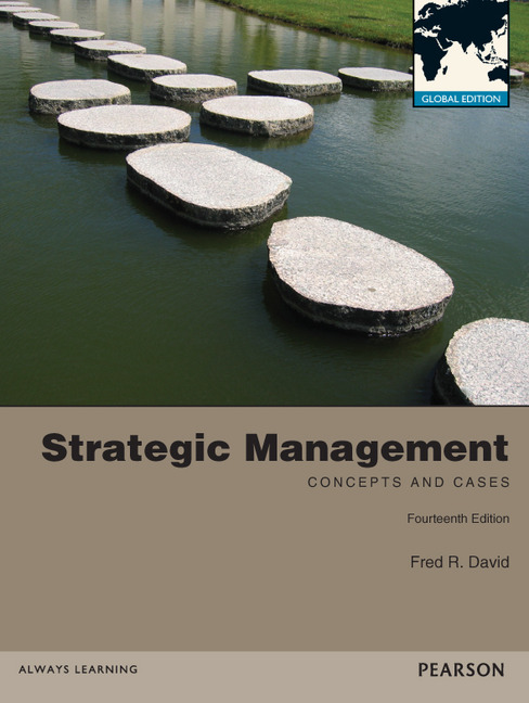 Strategic Management Concepts And Cases Ebook