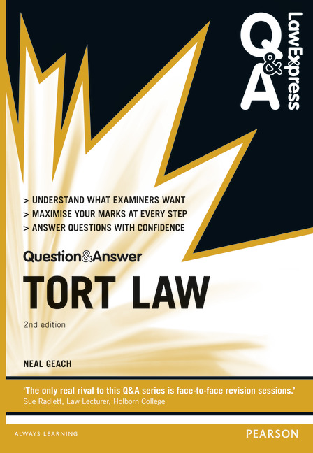 tort and legal relation essay Tort of negligence damage and injury | free tort law essay illness must depend in addition upon a requisite relationship of proximity between the claimant.