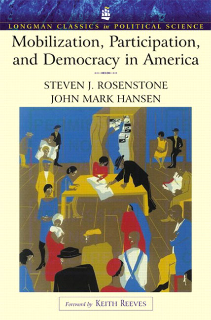 democracy and political participation series