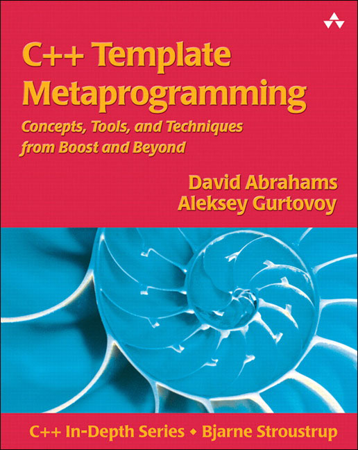 Pearson Education - C++ Template Metaprogramming
