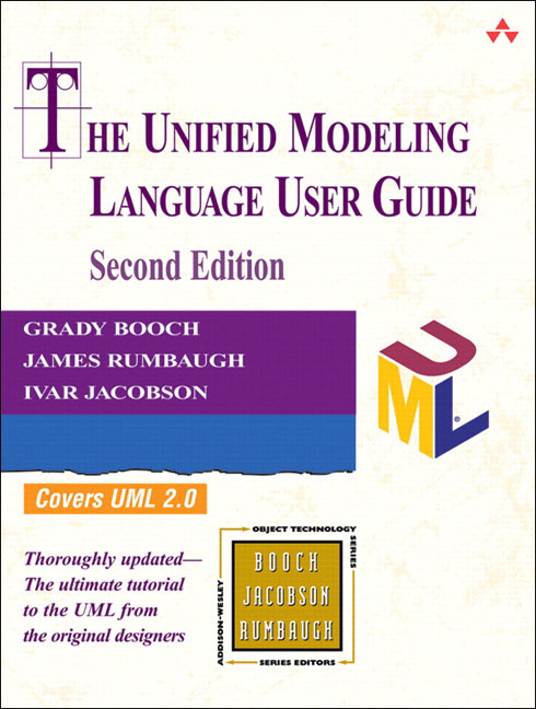 Pearson Education - Unified Modeling Language User Guide, The
