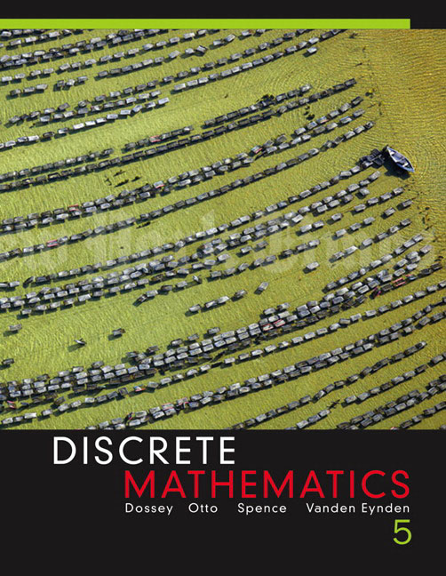 discret mathematics fifth edition