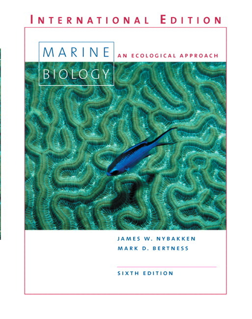 Marine Biology accounting mathematics