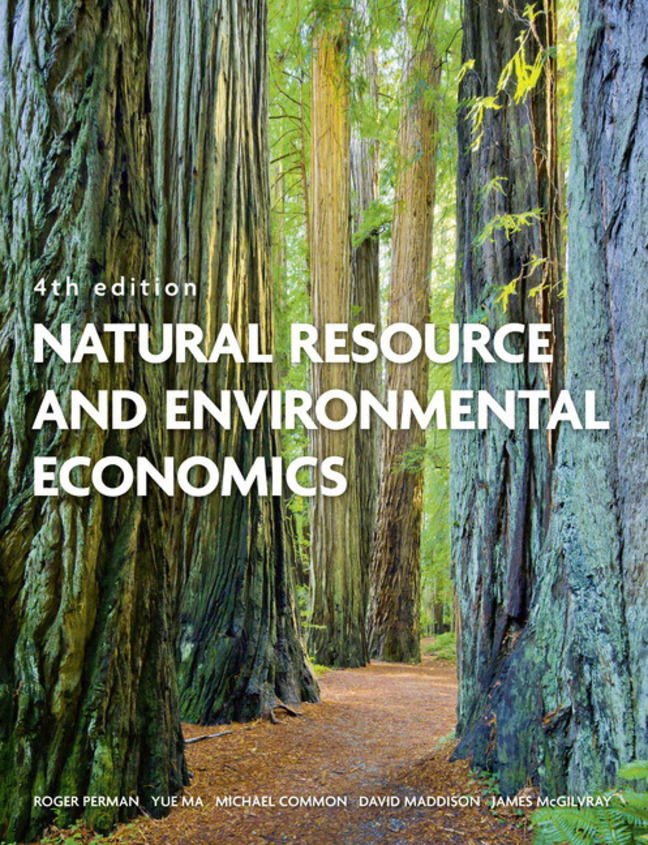 economics and natural resource Environmental and natural resource economics is the best-selling text for natural resource economics and environmental economics courses, offering a policy-oriented approach and introducing economic theory and empirical work from the field.