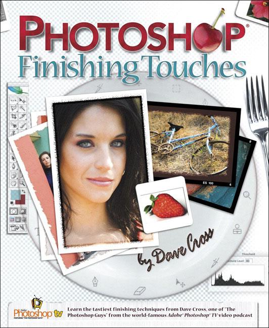photoshop finishing touches
