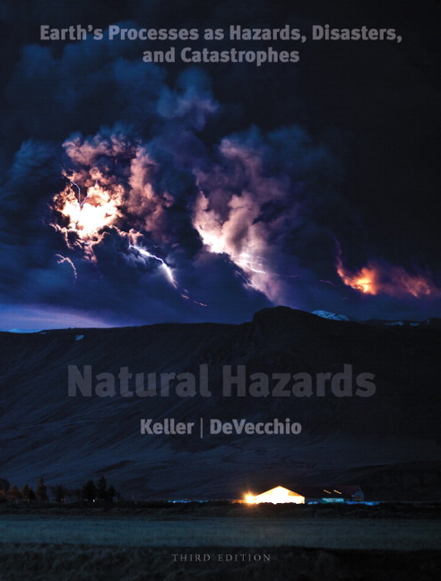Natural Hazards Earth S Processes As Hazards Disasters Catastrophes