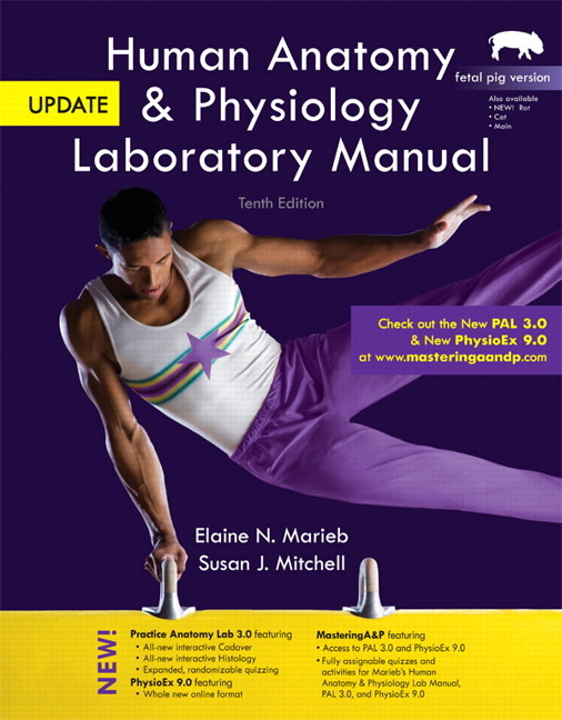 Anatomy lab manual