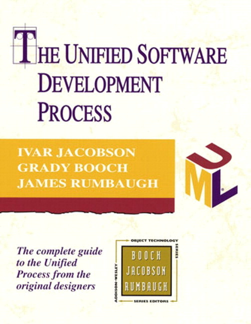 couverture du livre The Unified Software Development Process