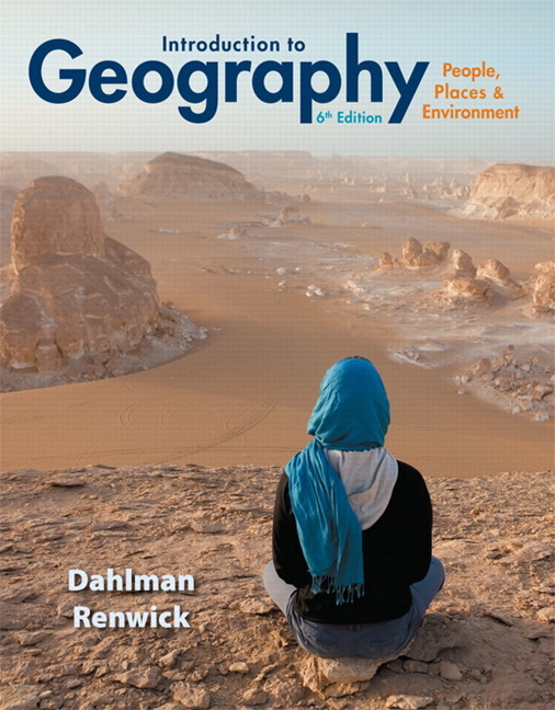 an introduction to the work of geographers Undergraduate degrees  human geographers  are enrolled in bachelor's degree programs at michigan state university other than the bachelor of arts or.