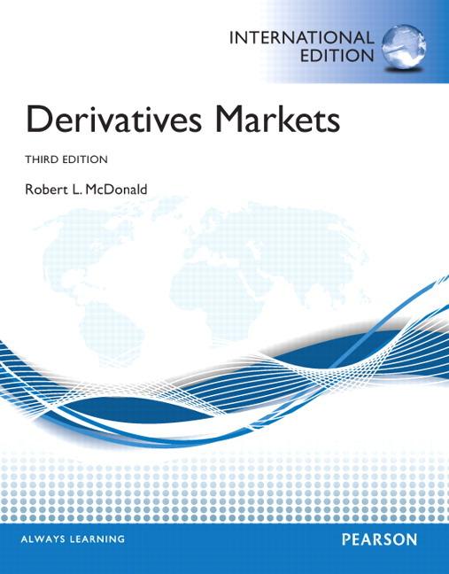 Mcdonald derivatives markets