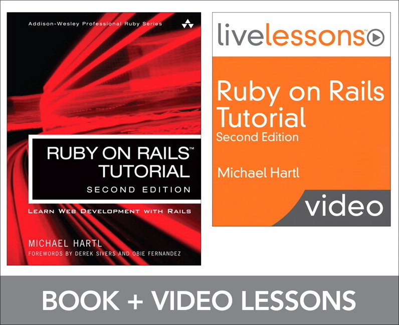 Ruby on rails tutorial learn rails by example