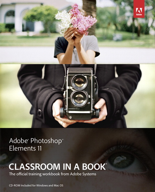 pearson education adobe photoshop elements 11 classroom in a book