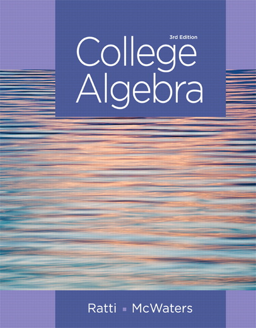 mymathlab answer key college algebra