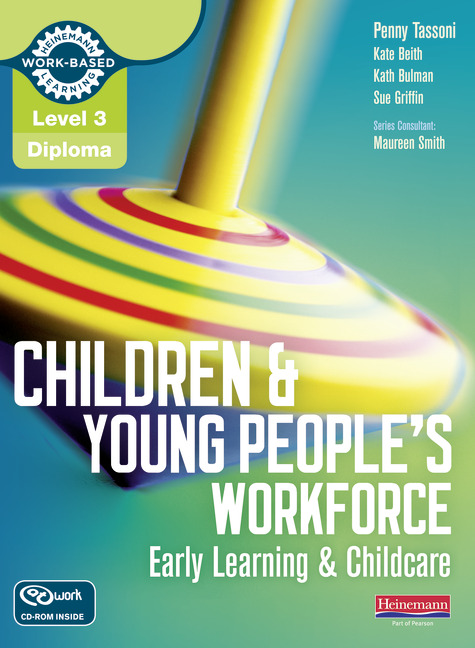 children and young people workforce development Develop to develop and demonstrate competence in working as part of the children and young people' workforce in roles such as  of child and young person development.