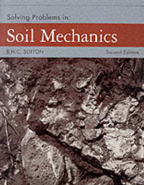pearson education solving problems in soil mechanics