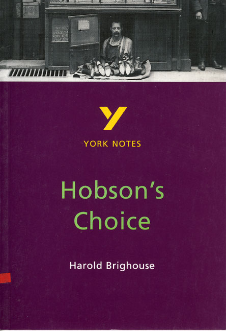 Hobson's Choice - How does Brighouse represent the character os Maggie in Act One?
