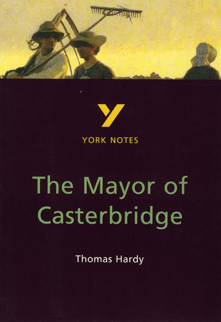 essay on the mayor of casterbridge theme