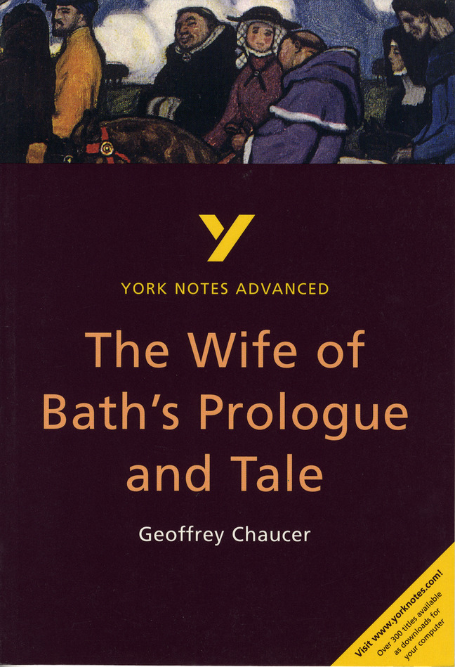 the wife of bath's prologue and About the wife of bath's prologue and tale: the wife of bath presents herself as  the authority on marriage and marital life she comments on the social and.
