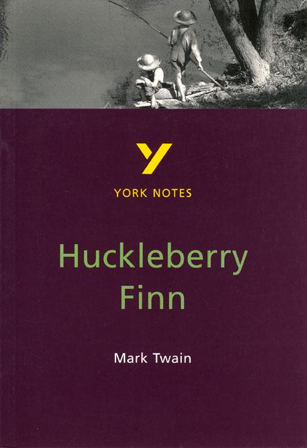 huckleberry finn essays on society