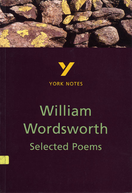 personal response william wordsworth