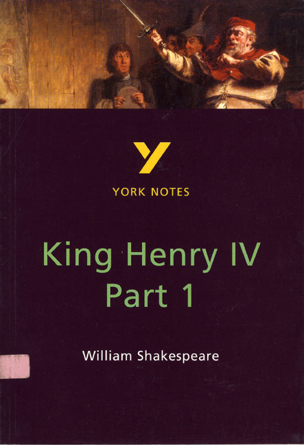 an analysis of prince hal in henry iv part i by cissy deluca