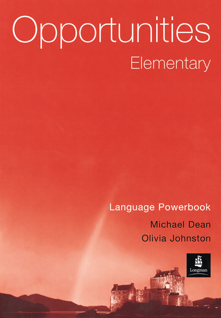 new olivia johnston powerbook opportunities гдз language elementary