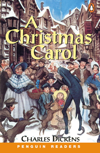Christmas Carol Book.A Christmas Carol Book Cassette