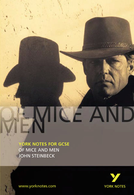 gcse coursework on of mice and men