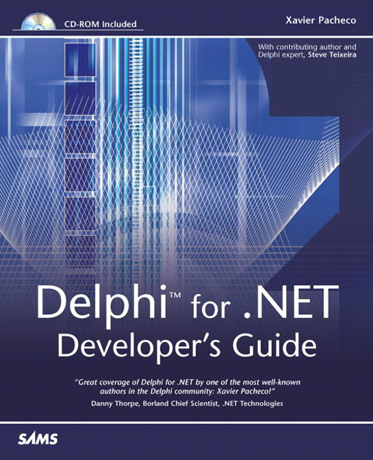 Delphi Net Developers Guide Full Sources