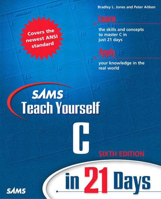 Sams Teach Yourself the C# Language in 21 Days Bradley L. Jones