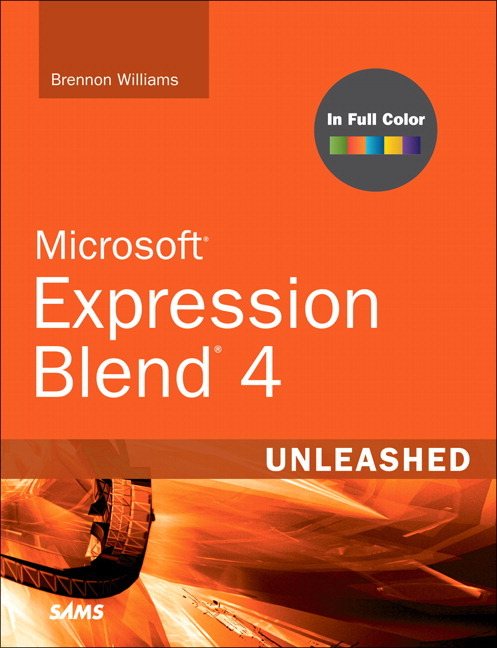 Pearson Education Microsoft Expression Blend 4 Unleashed border=