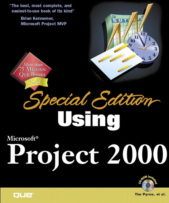 using microsoft project 2000 Microsoft project 2000 special edition special edition using special edition using microsoft project 2000 informit, in an increasingly complex world, the necessity for greater flexibility and understanding of project management.
