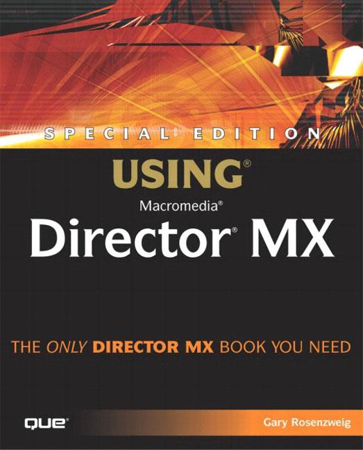 Macromedia Director MX 9.0 for Mac (1 cd)