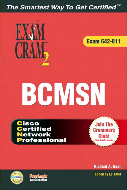 CCNP BCMSN Exam Cram 2 Richard Deal