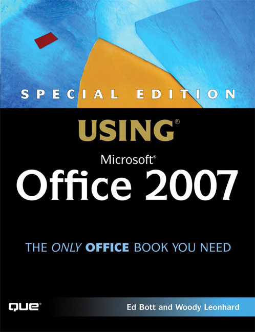 Special Edition Using Microsoft Office Project 2007 Adobe Reader Llc