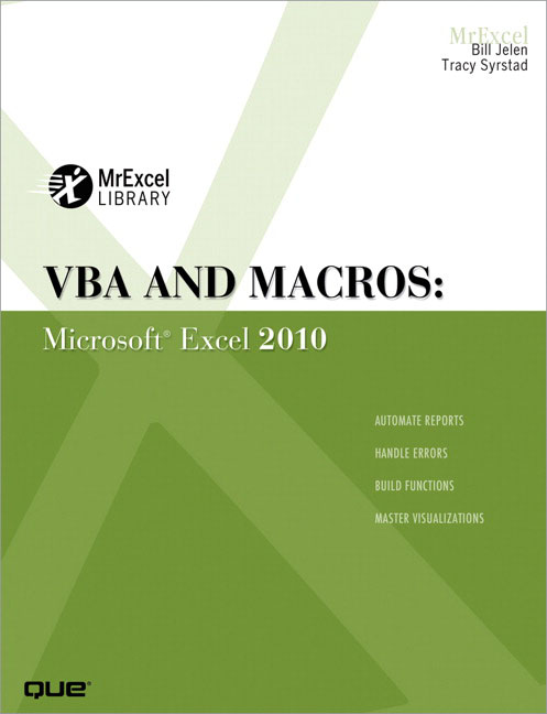 excel 2016 power programming with vba pdf free download