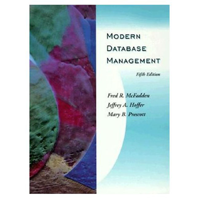 modern database management For introductory courses in database management and database systems the seventh edition of this popular text has been updated and revised to accommodate the technical, managerial, and methodological changes occurring at an ever-increasing pace in this field.