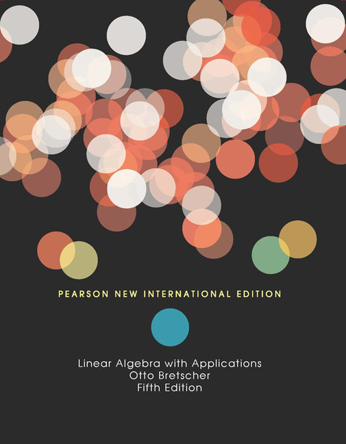 linear algebra with applications 5th edition pdf