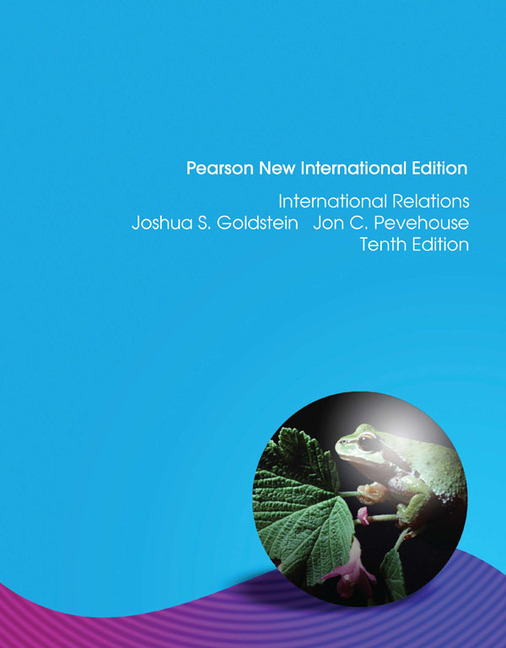 Pearson education international relations 2012 2013 update international relations 2012 2013 update pearson new international edition fandeluxe Images