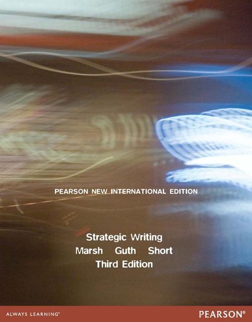 Pearson writing
