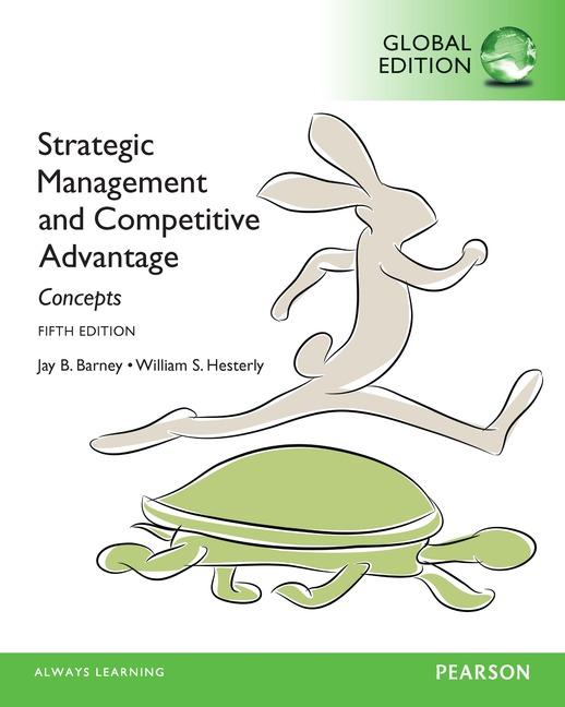 Pearson Education - PDF eBook Instant Access for Strategic