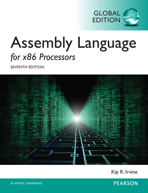 assembly language for intel based computers 6th edition pdf