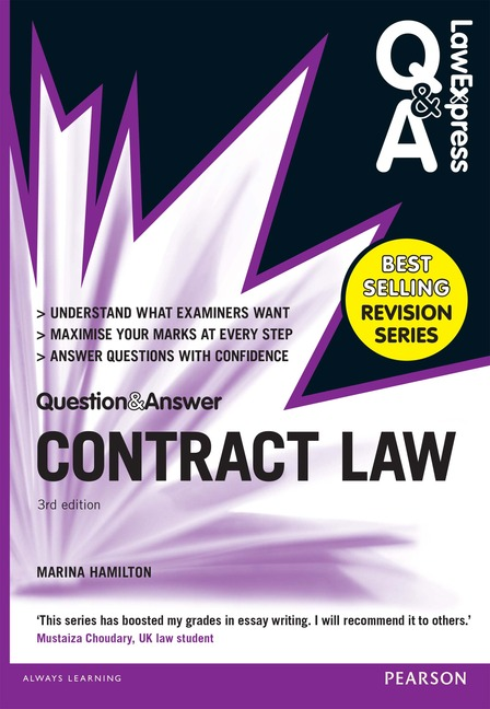 Pearson education law express question and answer contract law law express question and answer contract law qa revision guide 3rd edition pdf fandeluxe Image collections