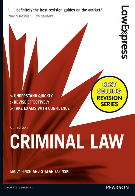Pearson education law express criminal law law express criminal law fandeluxe Image collections