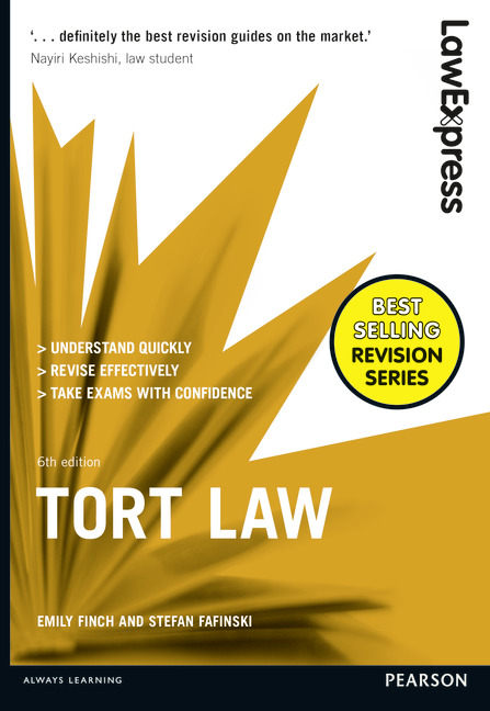 Pearson education law express tort law 6th edition pdf ebook law express tort law 6th edition pdf ebook fandeluxe Gallery