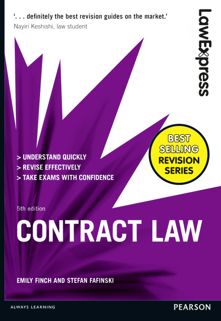Pearson education law express contract law 5th edition pdf ebook law express contract law 5th edition pdf ebook fandeluxe Image collections