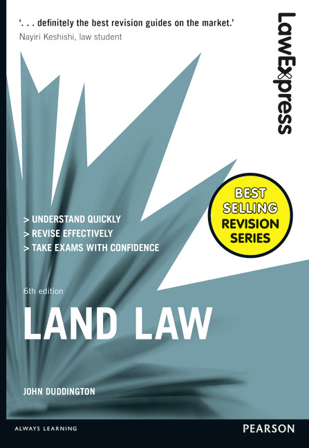 Pearson education law express land law 6th edition pdf ebook law express land law 6th edition pdf ebook fandeluxe Gallery