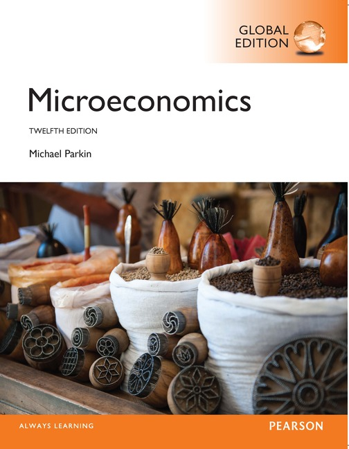 Principles of microeconomics, global edition vitalsource etext, 12.